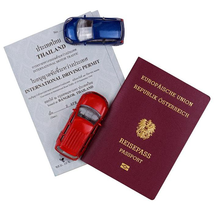 What is an International Driver's License?