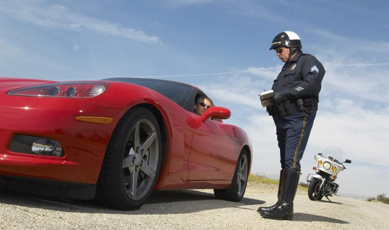 What to do if you have been stopped by the police while abroad