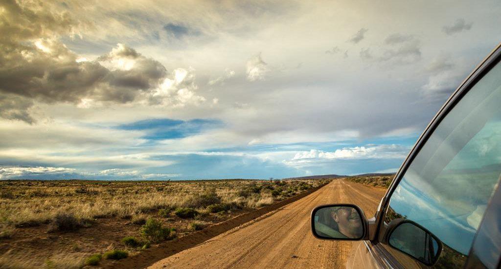 Weltreise Route mit dem Auto