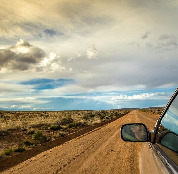 Viaje alrededor del mundo en vehículo