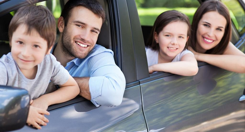 Features of Family Car Trips