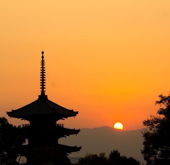 Изучаем Японию из окна автомобиля