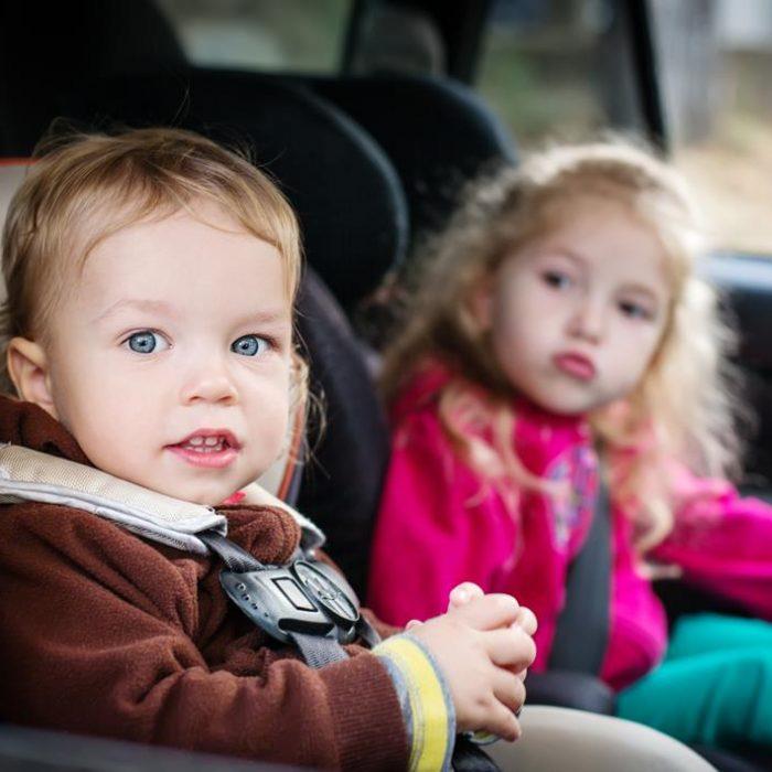 Как планировать поездку с маленькими детьми