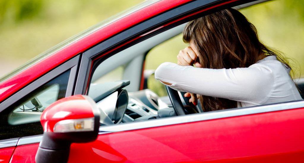Insolación en un vehículo: como dar primeros auxilios