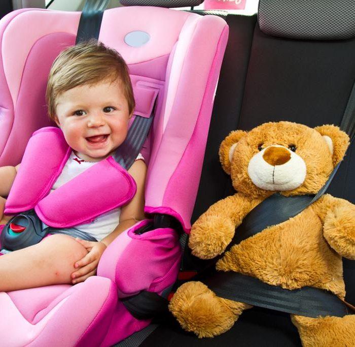 За и против автомобильного путешествия  с грудничком