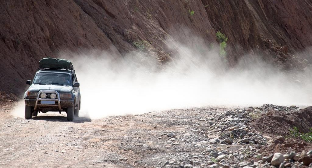 Off-road conditions: tips from experienced drivers