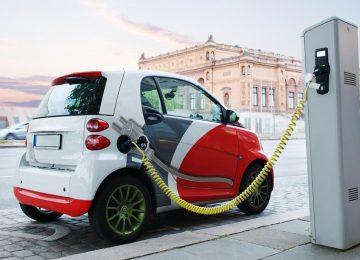 Vehículos eléctricos en el camino