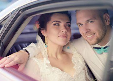 Honeymoon on the road