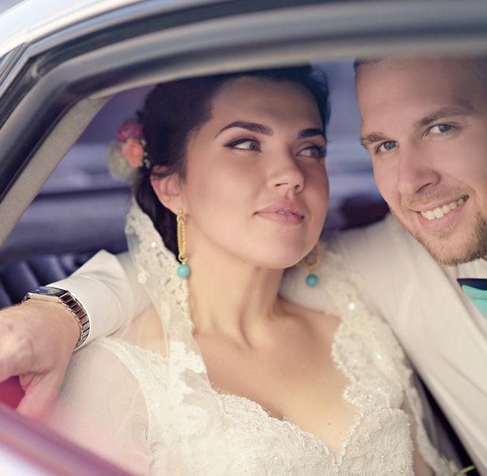 Медовый месяц на колёсах