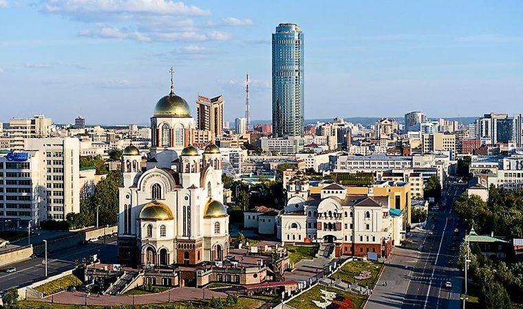 Екатеринбург в расписании Мундиаля 2018