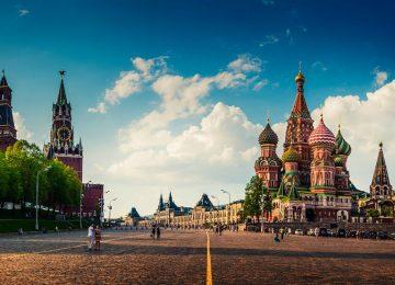 Москва на ЧМ-2018