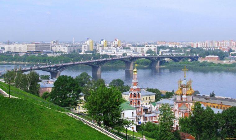 Нижний Новгород и большой футбол