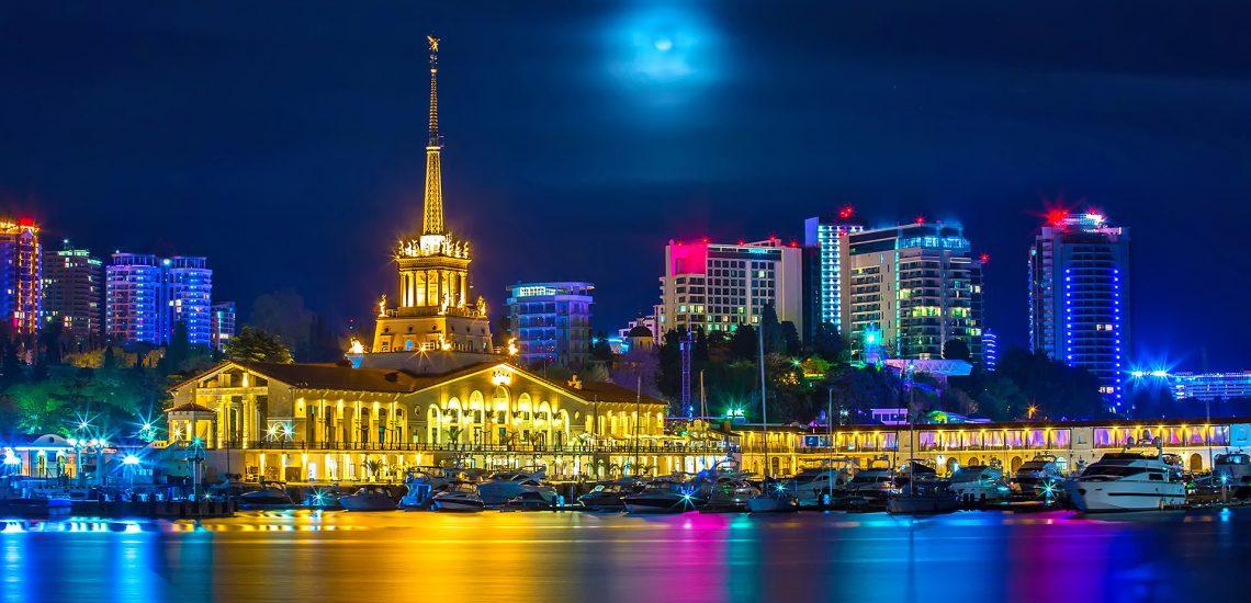 Sochi será sede de la Copa del Mundo 2018