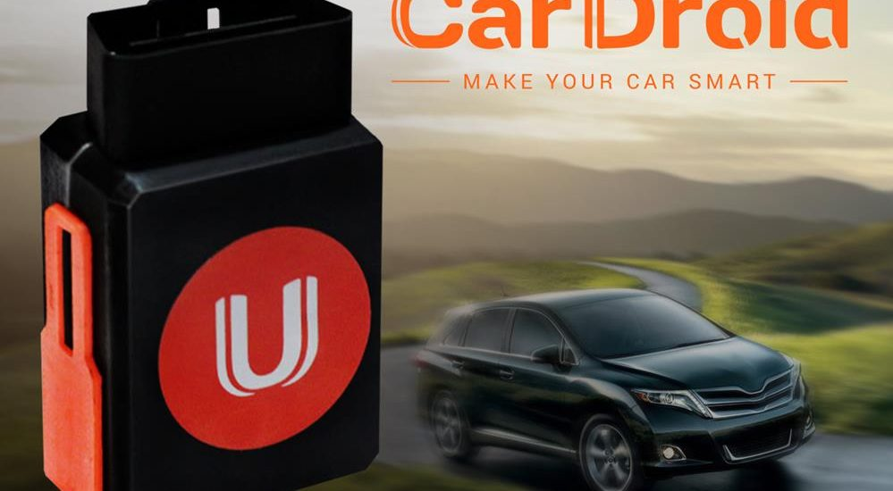 CarDroid multimedia navigation system