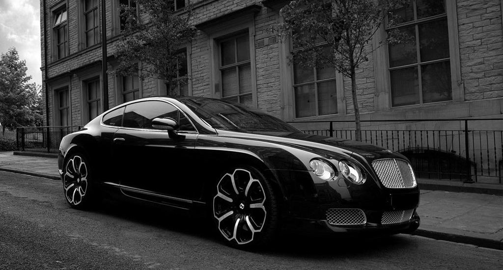 Bentley - an expensive toy for adults