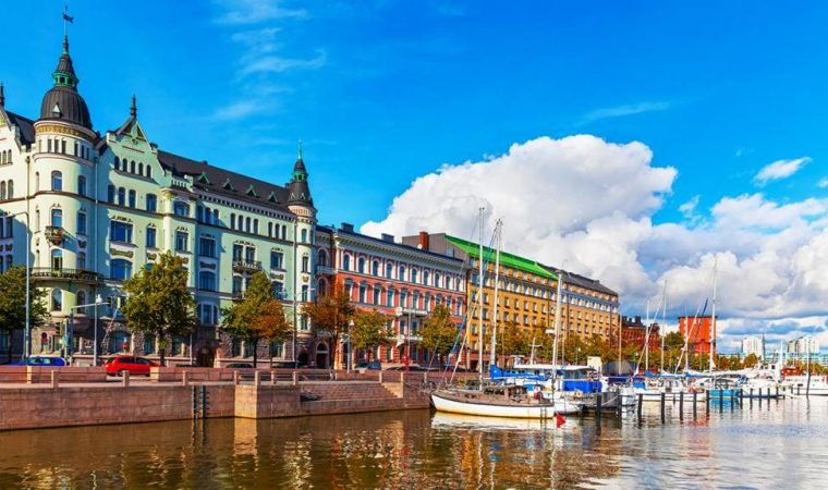 Regulaciones de tráfico en Finlandia