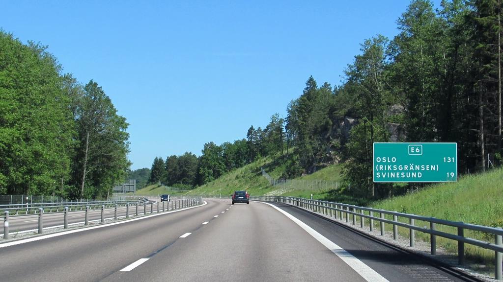 Sweden Highway