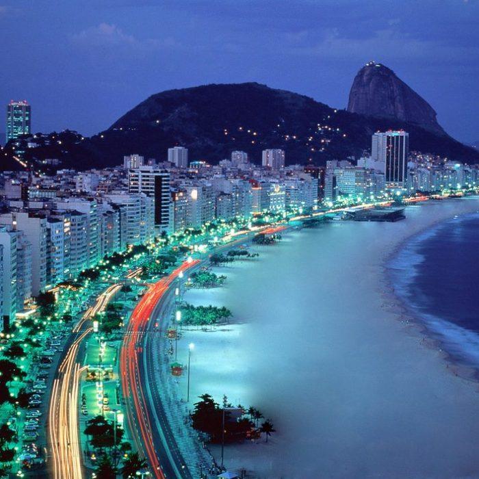 Арендуем автомобиль в Бразилии