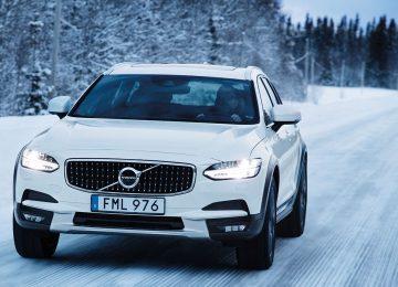 Características de las normas de tránsito en Suecia