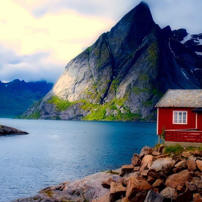 Получаем водительские права в Норвегии