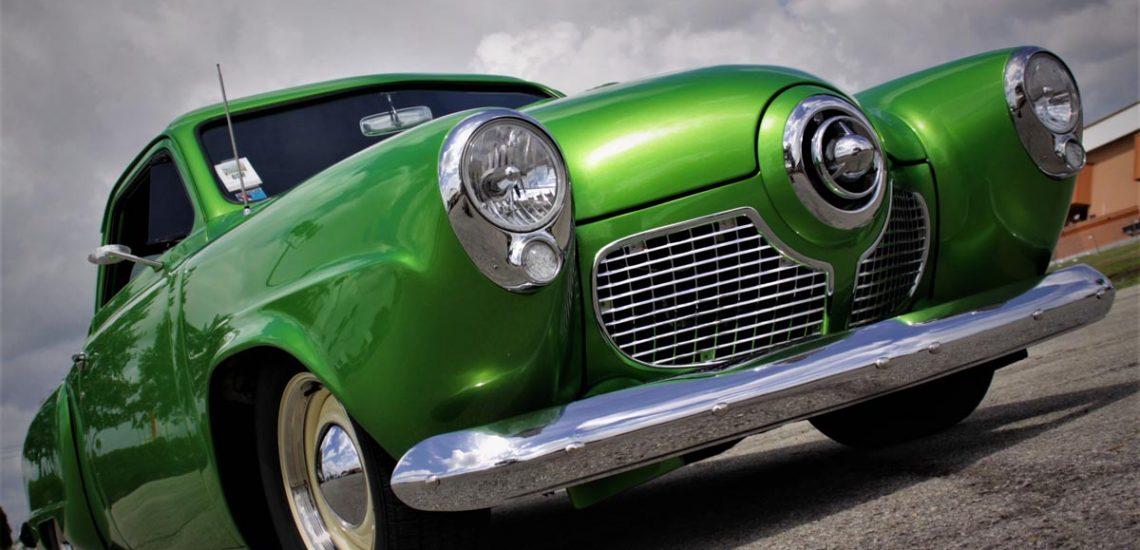 Studebaker: historic milestones