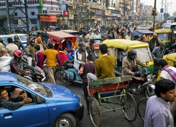 Getting a driver's license in India