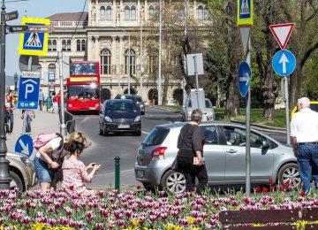 Rentar un auto en Hungría