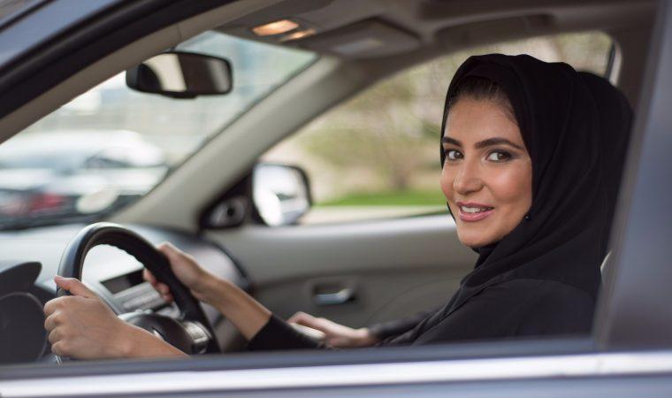 Female drivers in Saudi Arabia