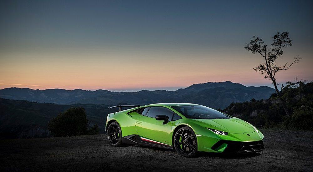 Lamborghini - Italian queen