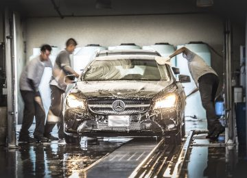 Secretos del lavado moderno de autos