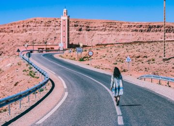 A road trip across Morocco