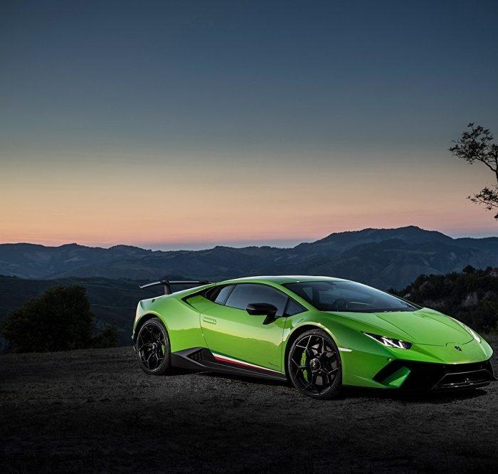 Lamborghini — die italienische Königin