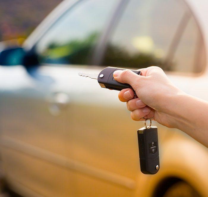 Автомобильная сигнализация