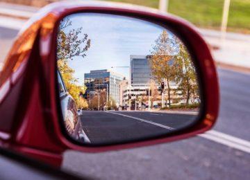 Espejos para autos