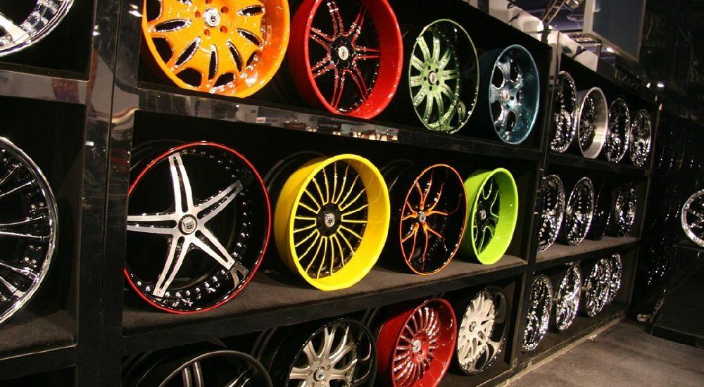 Choosing wheel discs
