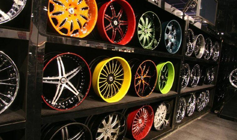 Выбор автомобильных дисков