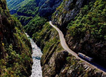 Дороги Черногории, или что такое «полако»
