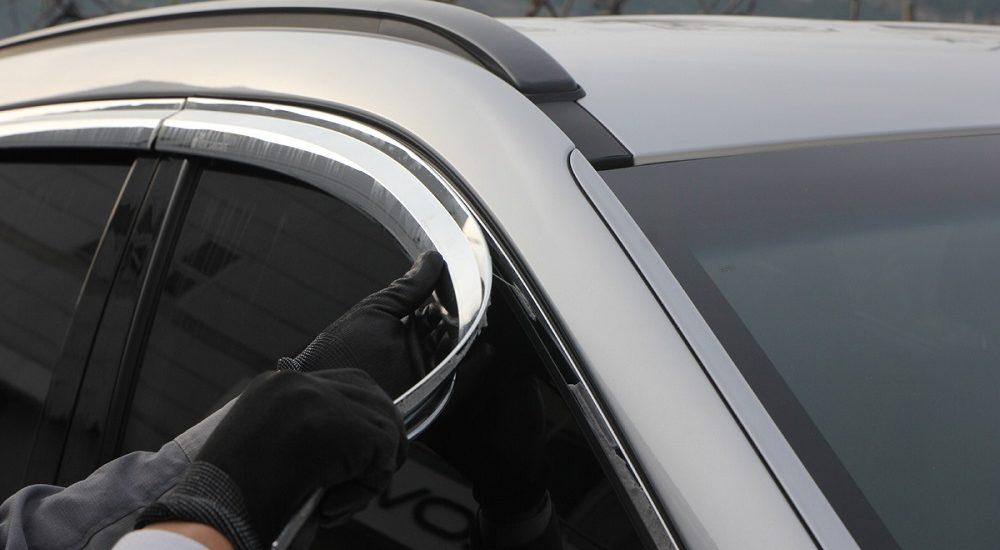 Car deflectors