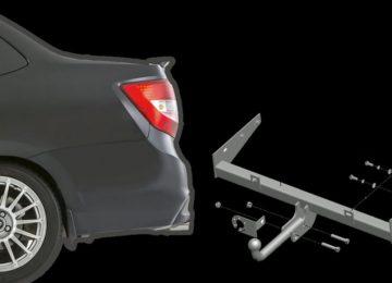 Tow hitch: pitfalls