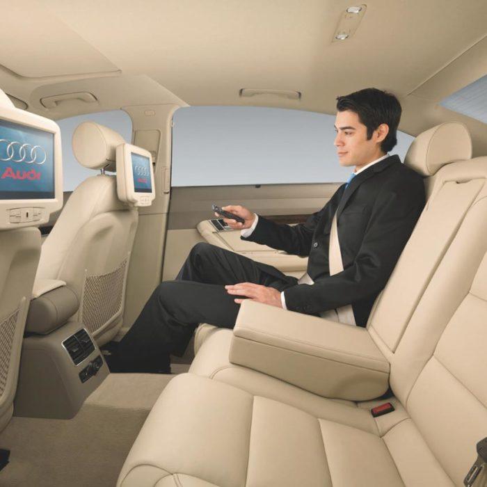 Televisores para autos