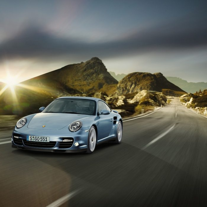 Porsche – extraordinary and sumptuous