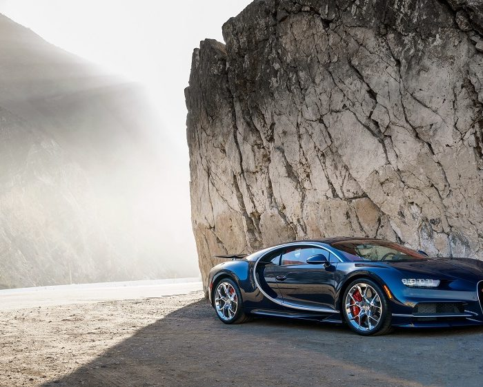 Bugatti - magnificence and exclusive