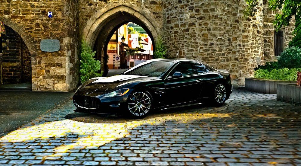 The Maserati family's history