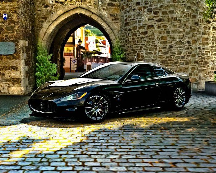 La historia de la familia Maserati