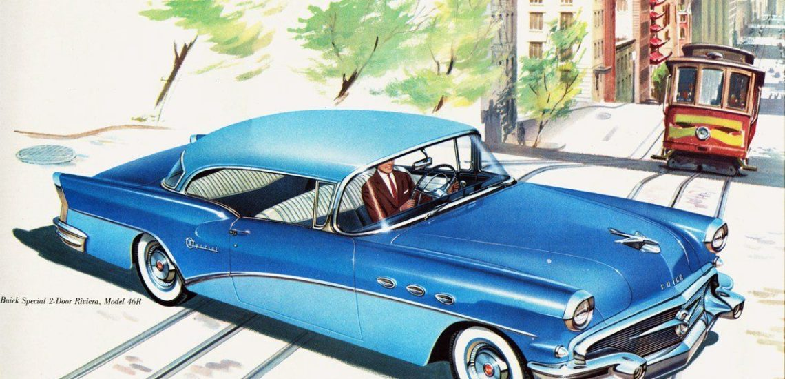 Buick: the brand's history and model range