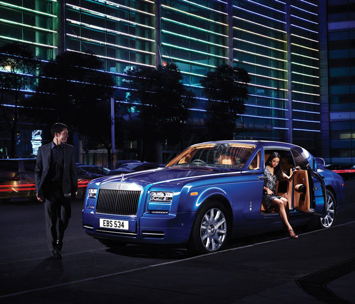 Rolls-Royce - a symbol of success