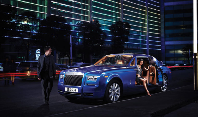 Rolls-Royce - a symbol of success