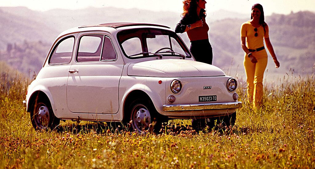 The Fiat concern's rise