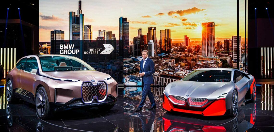 The Frankfurt Motor Show