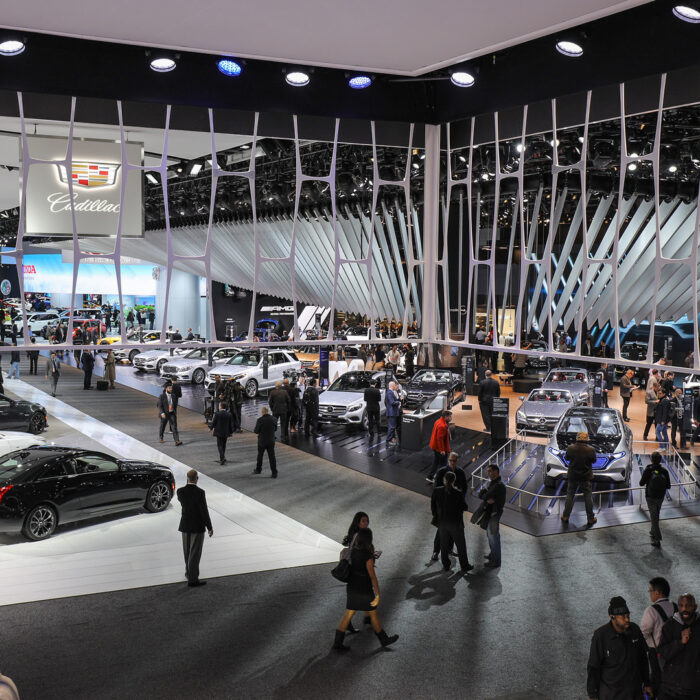New York and Detroit Motor Shows